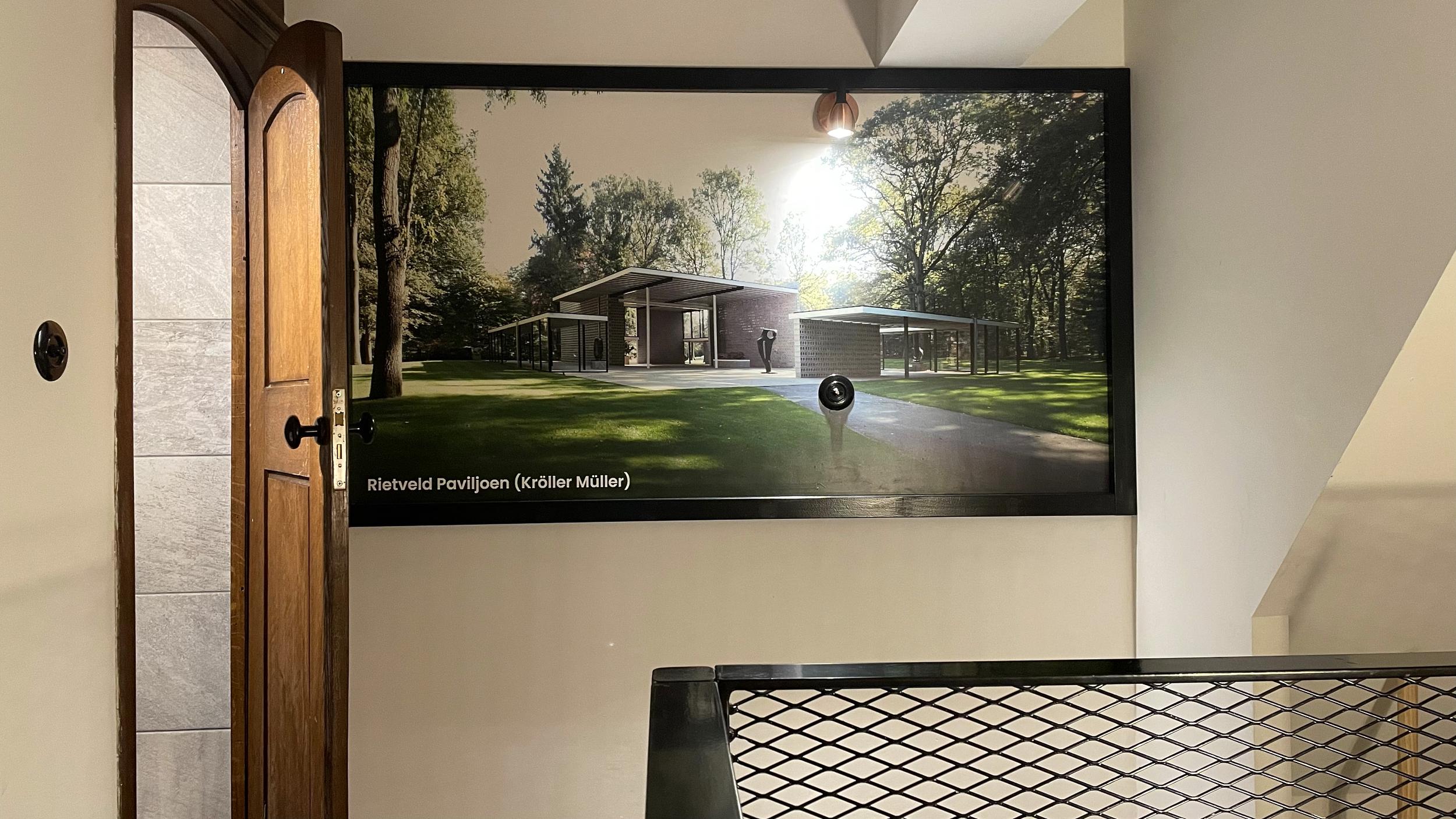 Park Sonsbeek Kamer | Rietveld Paviljoen